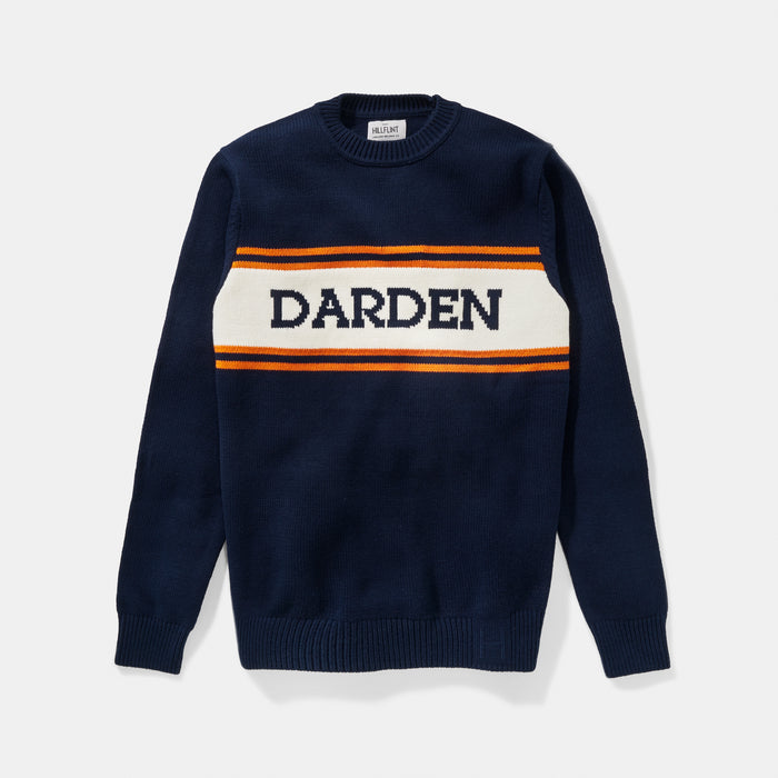 Darden Varsity Stripe Sweater