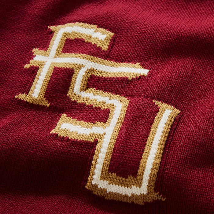 FSU Letter Sweater