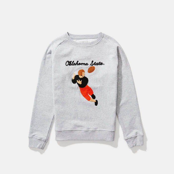 Women's Oklahoma State Illustrated Sweatshirt