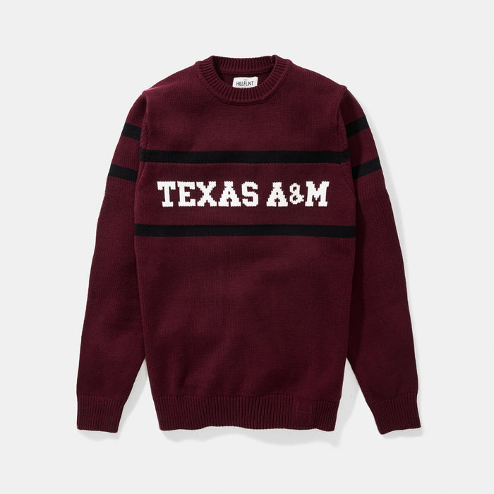 Texas A&M Stadium Sweater