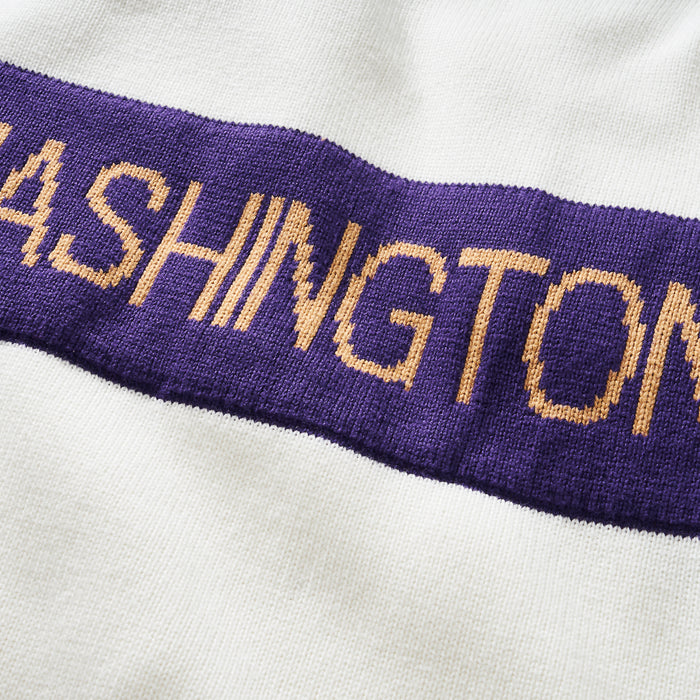 Women's Washington Retro Stripe Sweater