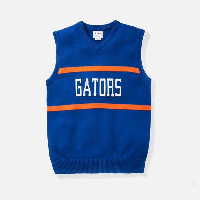 Cotton Florida Stadium Sweater Vest