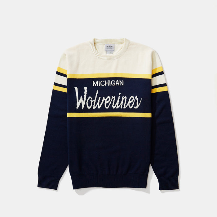 University of Michigan | Tailgating Sweater | Michigan Wolverines Apparel