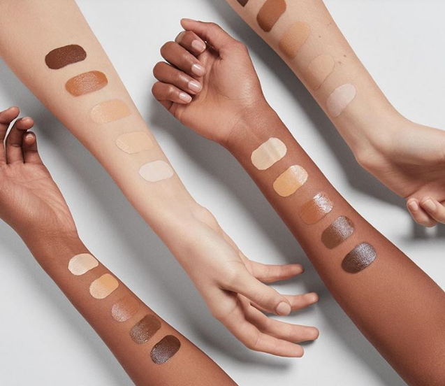 Choosing your Right Foundation Shades