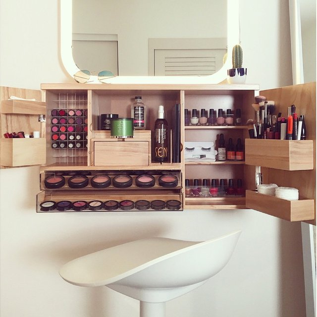 6 Makeup Storage Tips