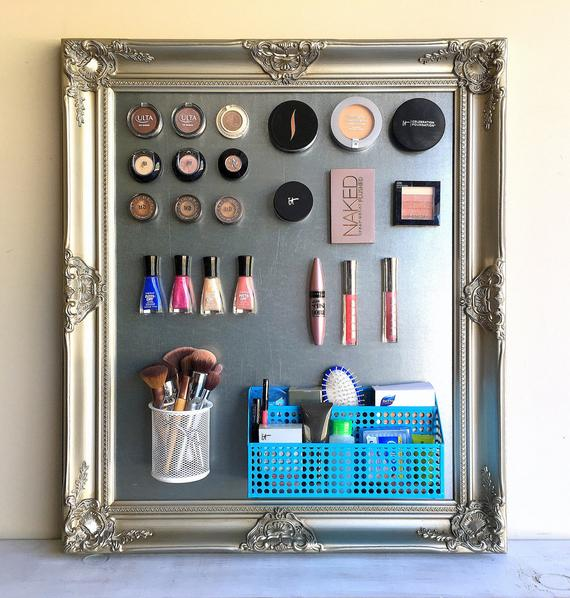 Makeup Storage ideas: DIY