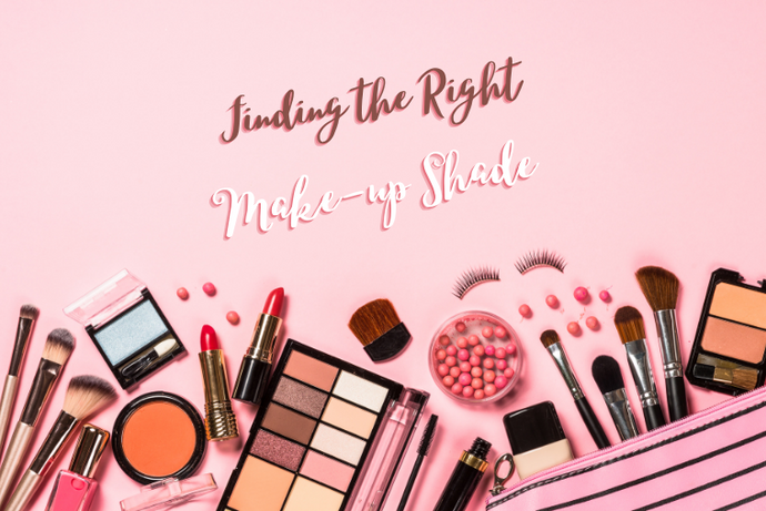 Finding the Right Makeup Shade