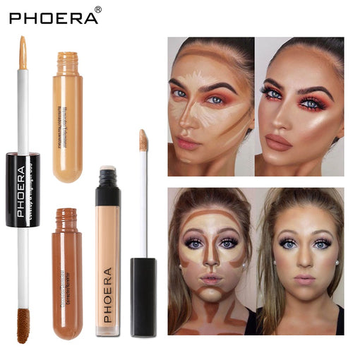 PHOERA concealer - Double Sided Liquid Concealer - Offical Phoera Store