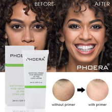 Load image into Gallery viewer, PHOERA® Makeup Mattifying Primer - Offical Phoera Store