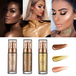 PHOERA™ 2019 Body Makeup Highlighter Cream - Offical Phoera Store
