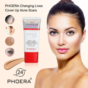 PHOERA Foundation - Velvet - Offical Phoera Store
