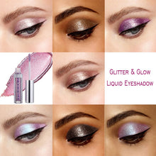 Load image into Gallery viewer, PHOERA™ Eye Shadow Pearl Light Liquid Shine Diamond Sparkle - Offical Phoera Store