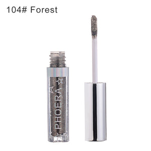 PHOERA™ Eye Shadow Pearl Light Liquid Shine Diamond Sparkle - Offical Phoera Store