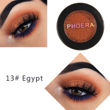 Load image into Gallery viewer, PHOERA™ Eyeshadow Eye Glitter Shimmer - Offical Phoera Store