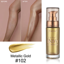 Load image into Gallery viewer, PHOERA™ 2019 Body Makeup Highlighter Cream - Offical Phoera Store