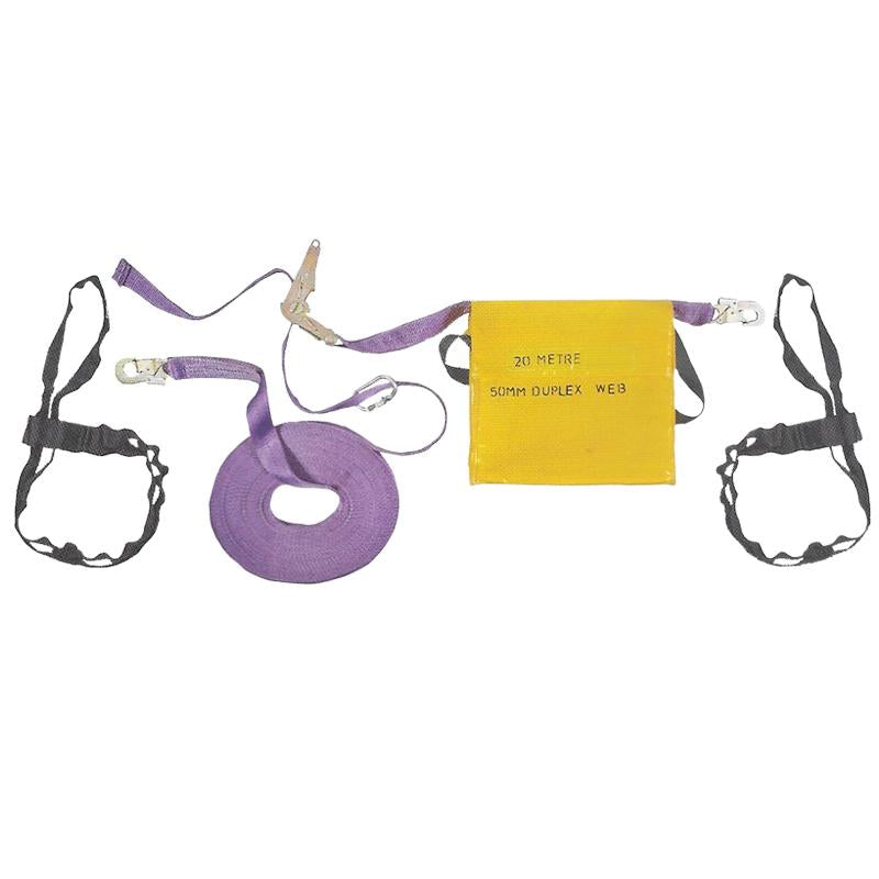 Static Life Line Kit Webbing