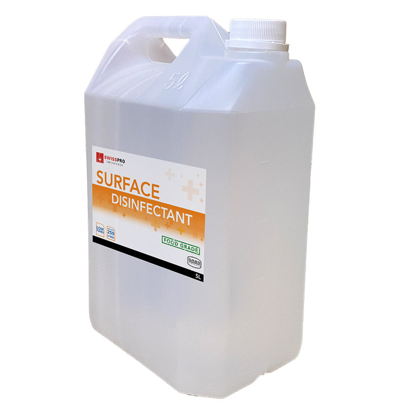 SwissPro Surface Disinfectant Food Grade 5L