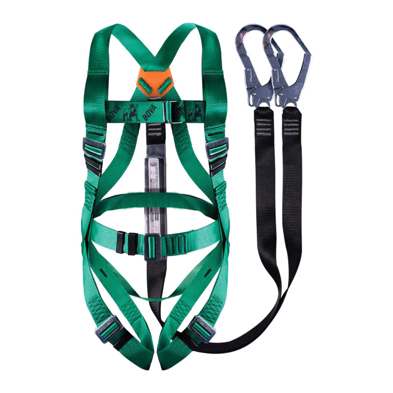 Core Plus Harness with non removable double scaffolding hooks