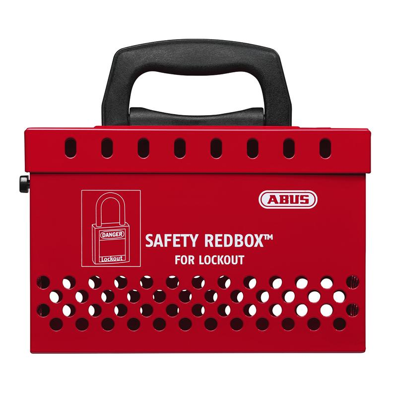 Safety RedBox 240mmx174