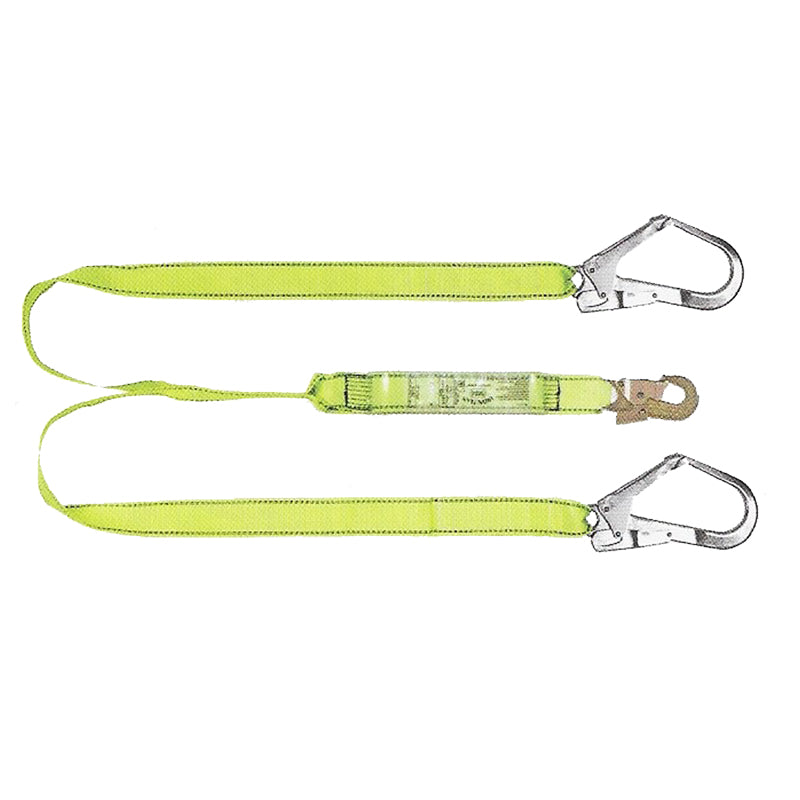 Double Webbing Lanyard Scaffold Hooks