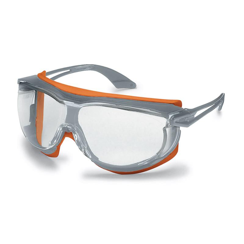 Uvex Skyguard NT Orange/Grey Clear