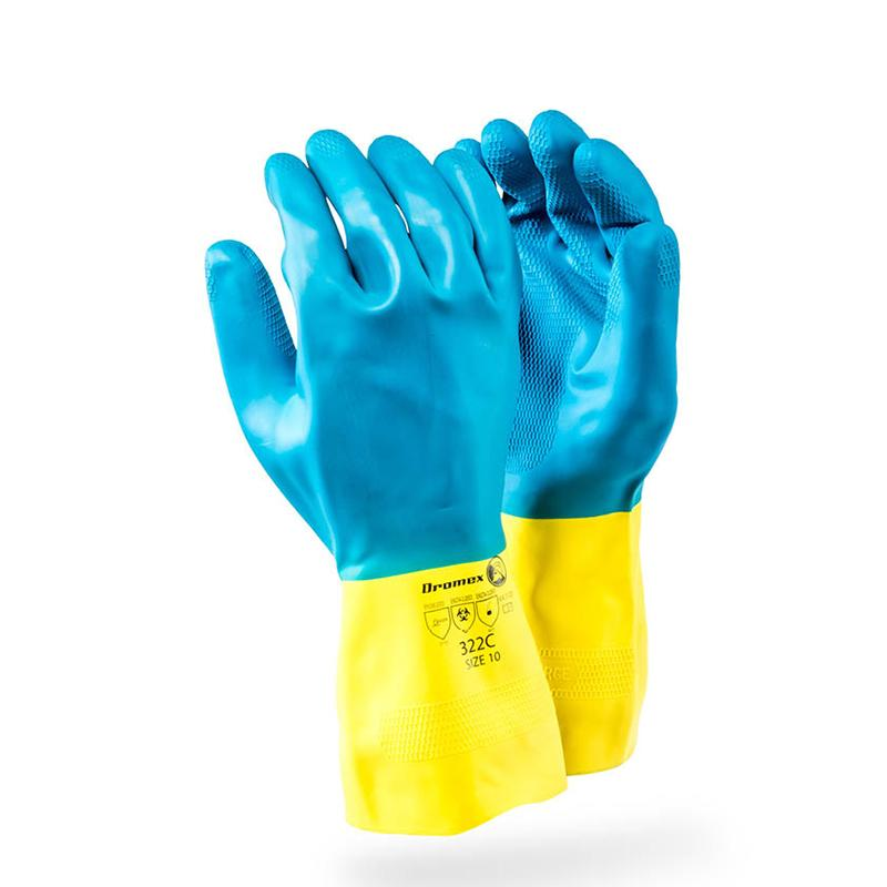 Industrial Chemical Glove