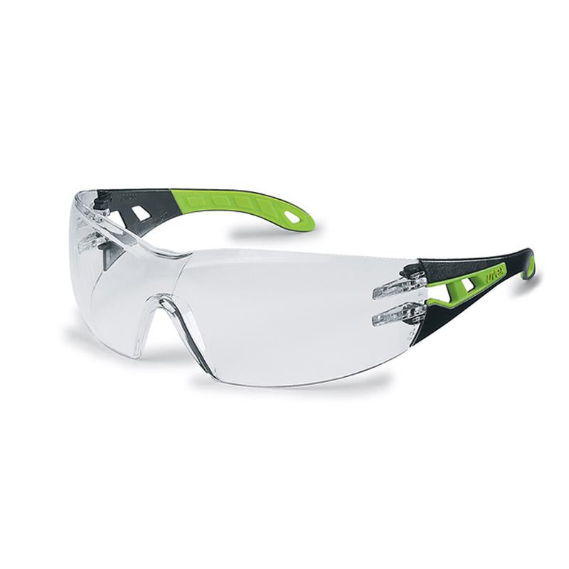 Uvex Pheos Clear Black/Lime