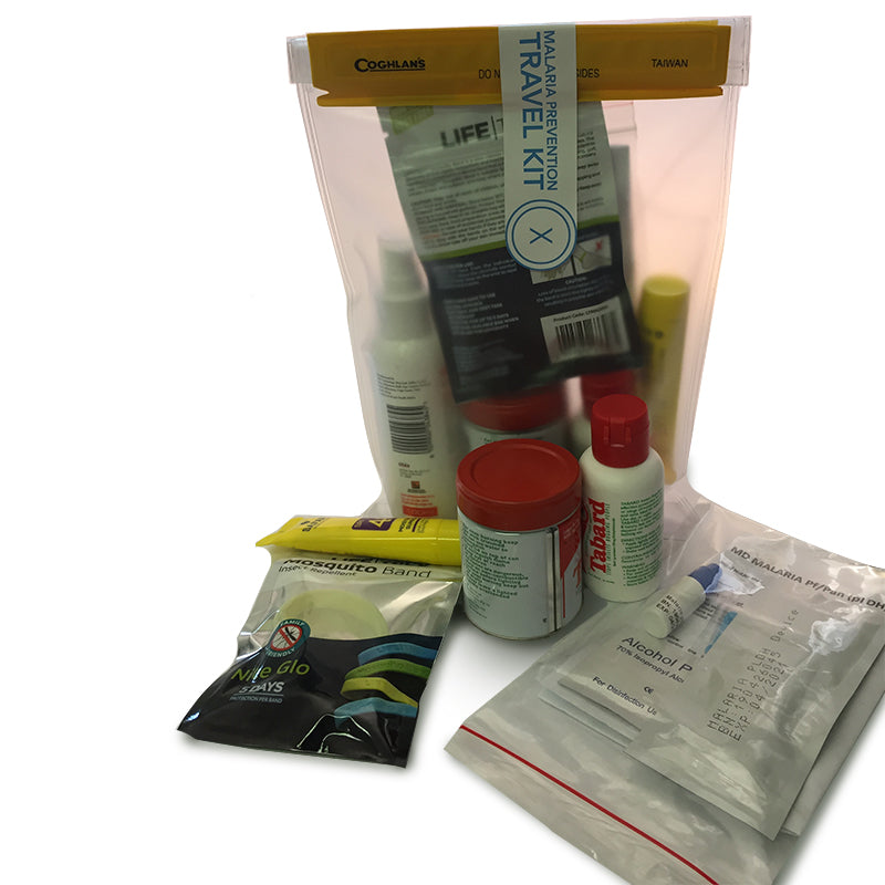 Malaria Travel Prevention Kit