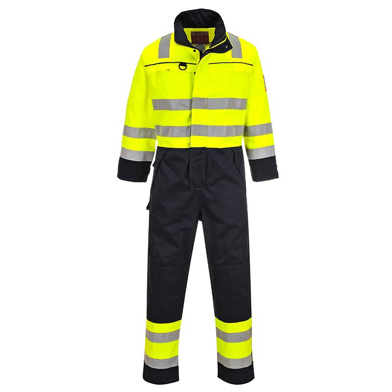 Hi Vis Multinorm Overall
