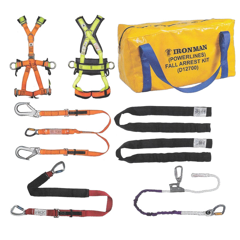 Powerline Fall Arrest Kit (D12700)