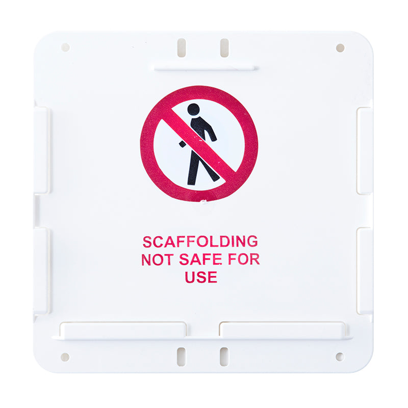 Scaffolding tag Holder Box of 20