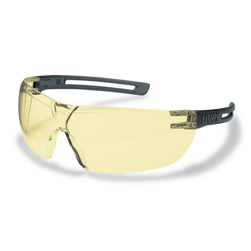X-Fit Black Frame Translucent Yellow