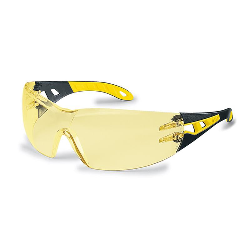 Uvex Pheos Clear Black/Yellow