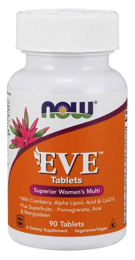 NOW Foods Eve Multi-Vitamin for Women