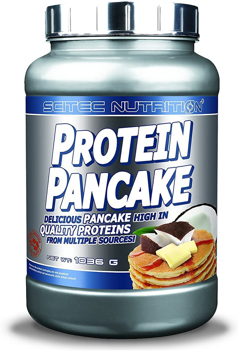 Scitec Nutrition Protein Pancake White Chocolate Coconut 1036g