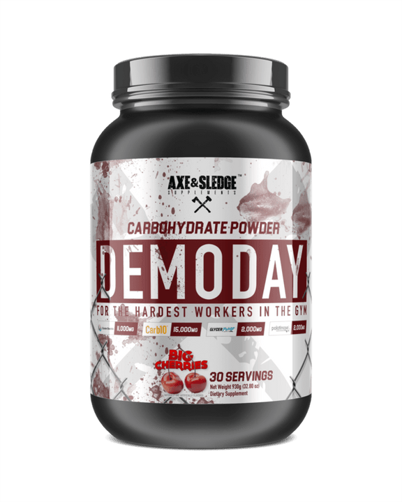 Axe & Sledge DemoDay