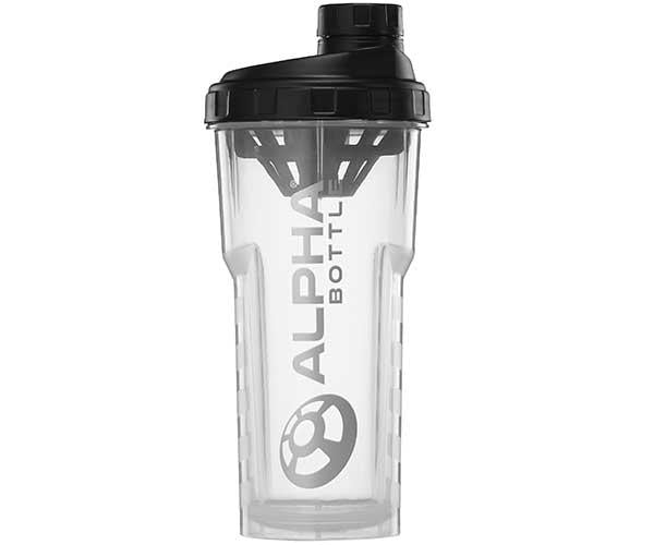 Alpha Deigns Alpha Bottle Premium Supplement Shaker