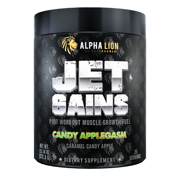 Alpha Lion Jet Gains 372g