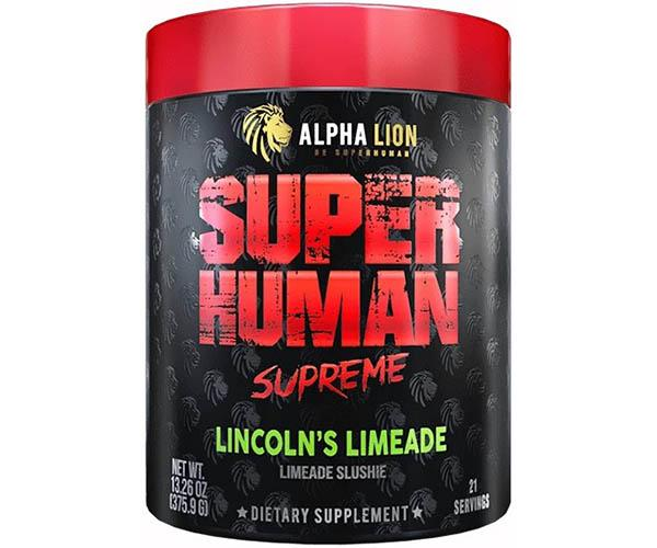 Alpha Lion Superhuman Supreme 375g
