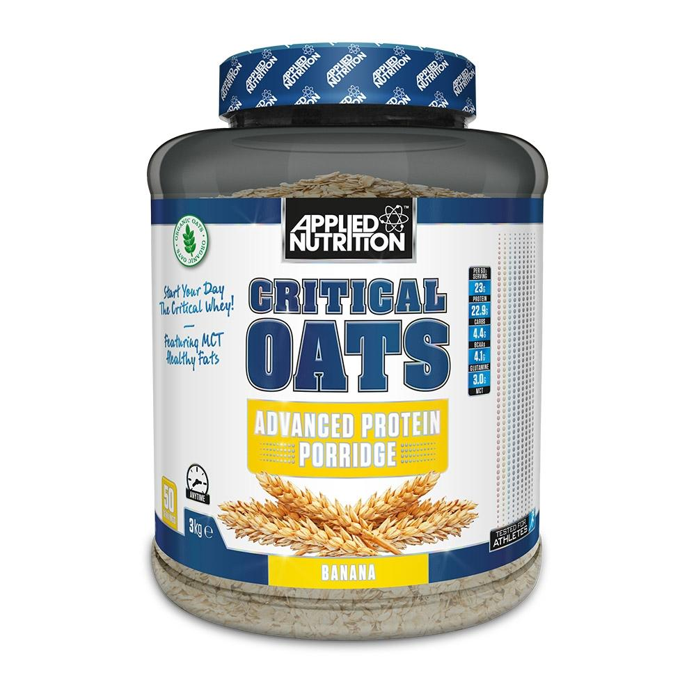 Applied Nutrition Critical Oats 3kg