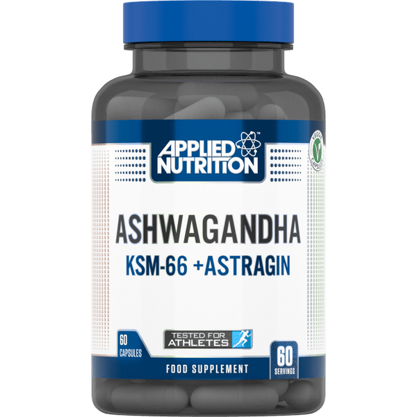 Applied Nutrition Ashwagandha KSM-66 + Astragin