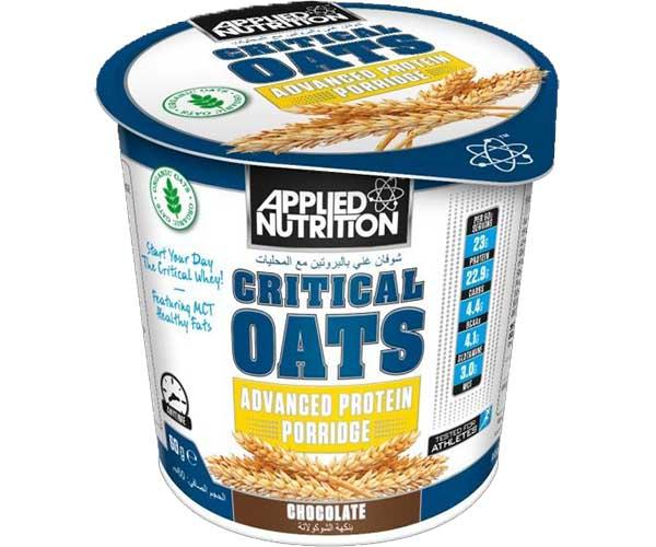 Applied Nutrition Critical Oats Pots 60g