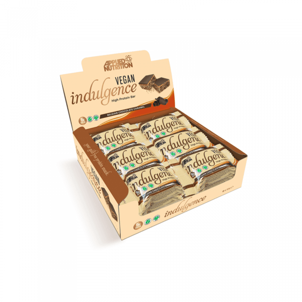 Applied Nutrition Vegan Protein Indulgence High Protein Bar