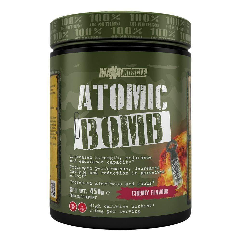 100% Or Nothing Pro Series (Formerly MaxxMuscle) Atomic Bomb 450g
