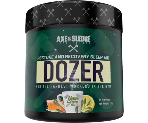 Axe & Sledge Dozer 174g