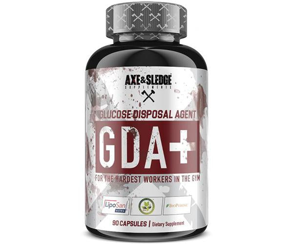 Axe & Sledge Glucose Disposal Agent GDA+ 90 Caps
