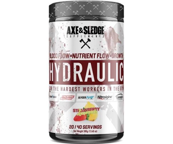 Axe & Sledge Hydraulic 380g
