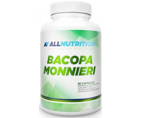 All Nutrition Bacopa Monnieri 90 Caps