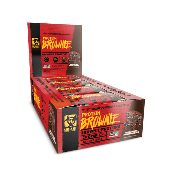 Mutant Protein Brownie Box