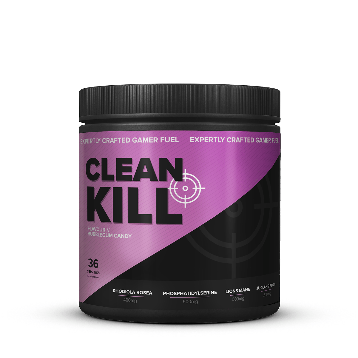 Strom Sports Nutrition Gaming Clean Kill 300g
